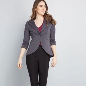 ModCloth NWOT Soft Jersey Blazer Size XL
